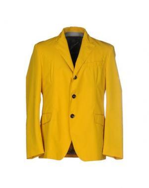 Пиджак MONTECORE. Цвет: желтый