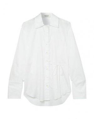 Pубашка ARIAS. Цвет: белый