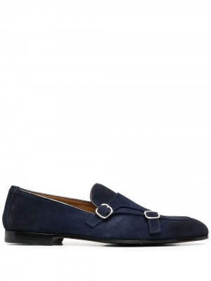 Doucals туфли монки Doucal's. Цвет: синий
