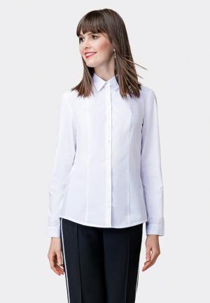 Рубашка Pompa. Цвет: белый