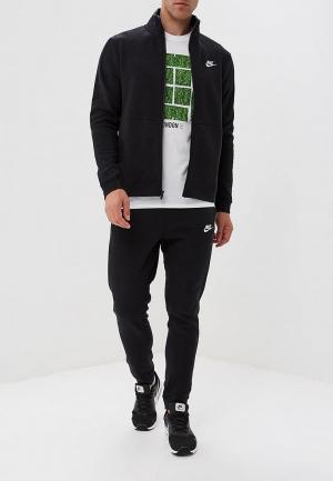 Костюм спортивный Nike Sportswear Mens Fleece Track Suit. Цвет: черный