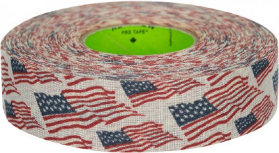 Лента хоккейная RENFREW 24 мм х 25 м USA MadGuy. Цвет: разноцветный