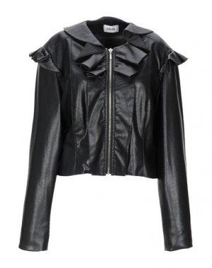 Куртка ALLURE. Цвет: черный