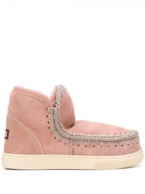 Ботинки Eskimo Mou. Цвет: розовый