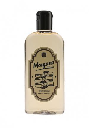Тоник для волос Morgans. Цвет: прозрачный
