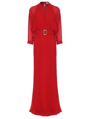 Платье в пол LAROOM
