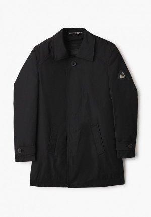 Куртка утепленная Alessandro Borelli Milano. Цвет: черный