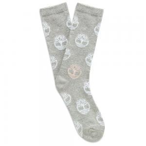 Носки 1 Pair Crew Socks Timberland. Цвет: серый