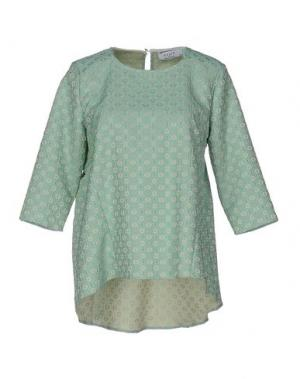 Блузка AXARA PARIS. Цвет: светло-зеленый
