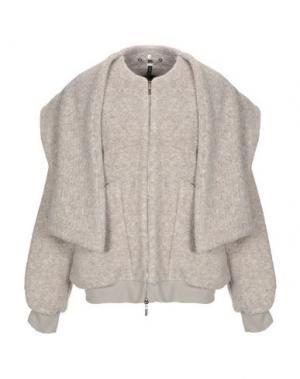 Куртка MANILA GRACE. Цвет: бежевый