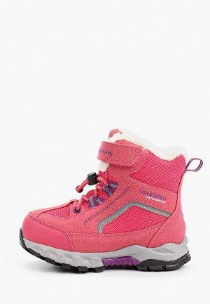 Ботинки Lassie Carlisle. Цвет: розовый