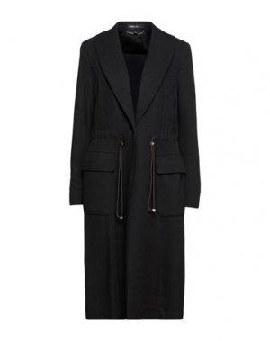 Легкое пальто MARC CAIN. Цвет: темно-коричневый
