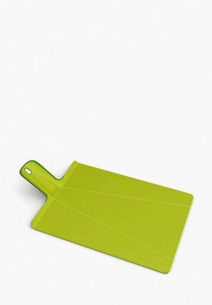 Доска разделочная Joseph Chop2Pot Plus. Цвет: зеленый