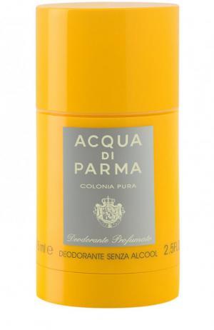 Дезодорант-стик Colonia Pura Acqua di Parma. Цвет: бесцветный