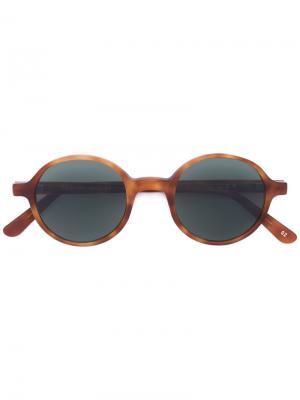 Солнцезащитные очки Reunion L.G.R. Цвет: коричневый