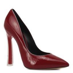 Туфли 1F402L120 темно-красный CASADEI