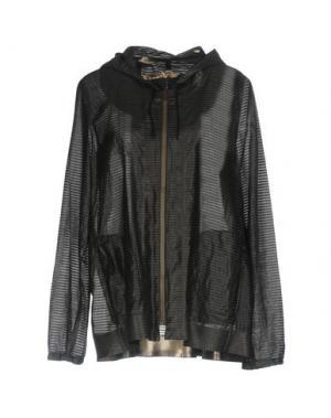 Куртка ESEMPLARE. Цвет: черный