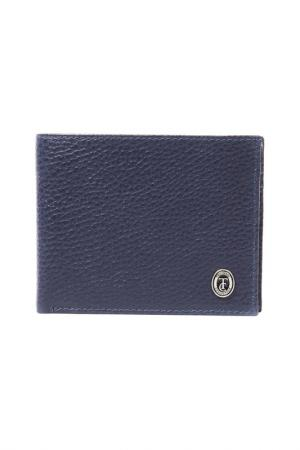 Wallet Trussardi Collection. Цвет: blue