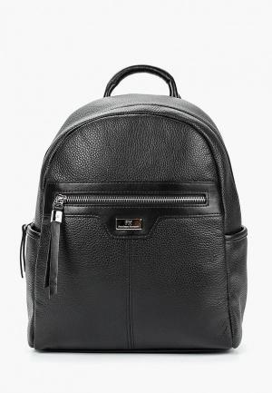 Рюкзак Franchesco Mariscotti. Цвет: черный