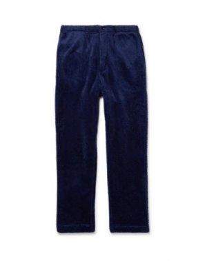 Повседневные брюки ENGINEERED GARMENTS. Цвет: синий