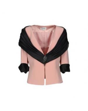 Пиджак LEXUS. Цвет: розовый