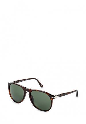 Очки солнцезащитные Persol 0PO9649S 24/31. Цвет: коричневый