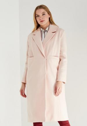 Пальто C.H.I.C.. Цвет: розовый