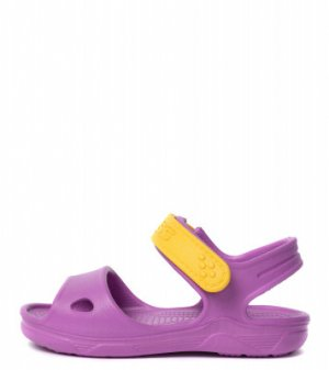 Шлепанцы для девочек G-Sand, размер 30-31 Joss. Цвет: фиолетовый