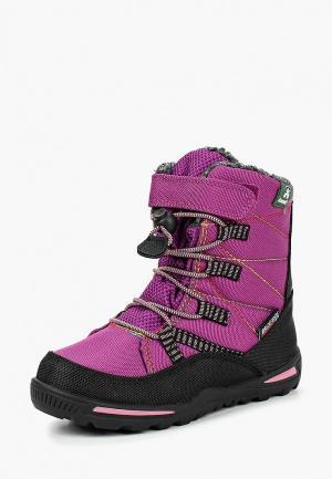 Ботинки Kamik. Цвет: фиолетовый
