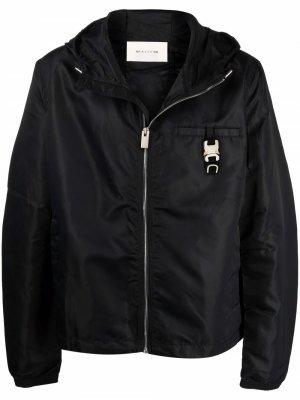 Куртка на молнии с капюшоном 1017 ALYX 9SM. Цвет: черный