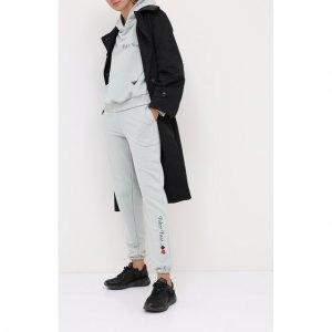 Спортивный костюм Seven Lab. Цвет: серый