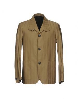 Пиджак UMIT BENAN. Цвет: хаки