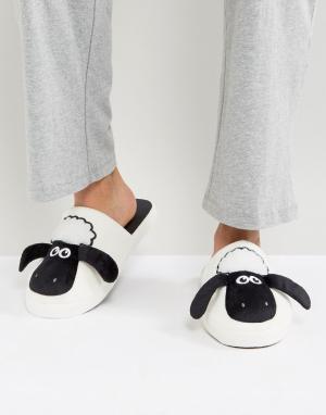 Слиперы в форме овец Fizz Shaun-Кремовый Creations