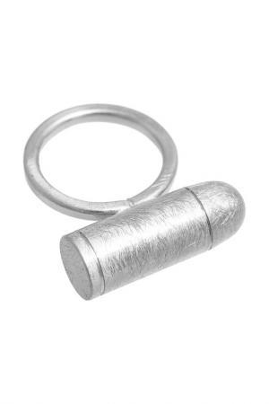 Кольцо Boho. Цвет: серебряный