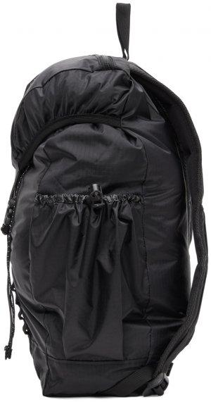 Black Ripstop UL Backpack Engineered Garments. Цвет: ex009 black