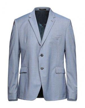 Пиджак PAUL SMITH. Цвет: грифельно-синий