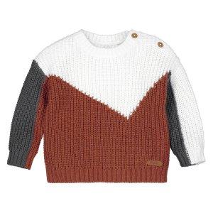 Пуловер LaRedoute. Цвет: разноцветный