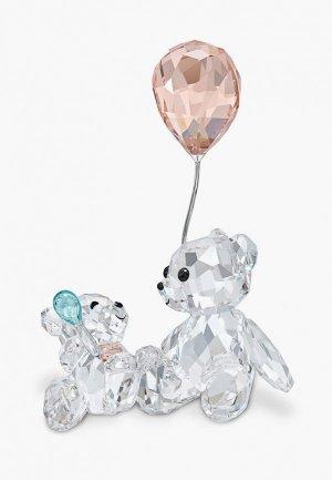 Фигурка декоративная Swarovski® My Little Kris Bear. Цвет: прозрачный