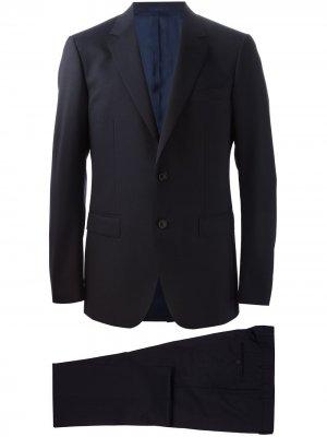 Классический костюм двойка LANVIN. Цвет: синий