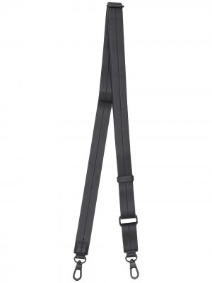 Ремень для сумки Troubadour. Цвет: черный