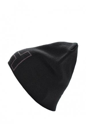 Шапка Helly Hansen OUTLINE BEANIE. Цвет: черный