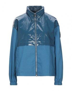 Куртка CIESSE PIUMINI. Цвет: синий