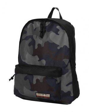 Рюкзаки и сумки на пояс NAPAPIJRI. Цвет: черный