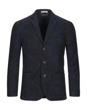 Пиджак SUN 68. Цвет: грифельно-синий