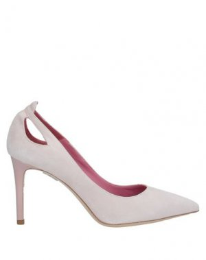 Туфли GIANCARLO PAOLI. Цвет: светло-розовый