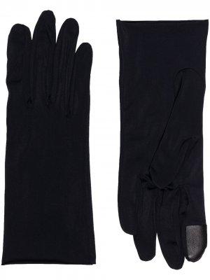 Перчатки Hygie Agnelle. Цвет: черный