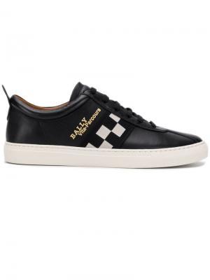 Низкие кроссовки Vita Parcours Bally. Цвет: черный