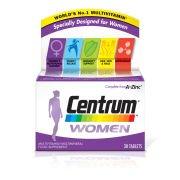 Женские поливитамины Women Multivitamin Tablets - (30 таблеток) Centrum
