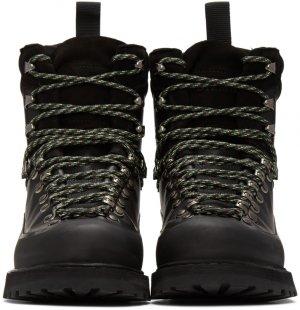 Black Everest Boots Diemme. Цвет: black leath