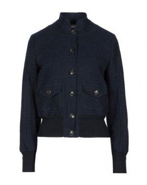 Куртка BALLANTYNE. Цвет: темно-синий